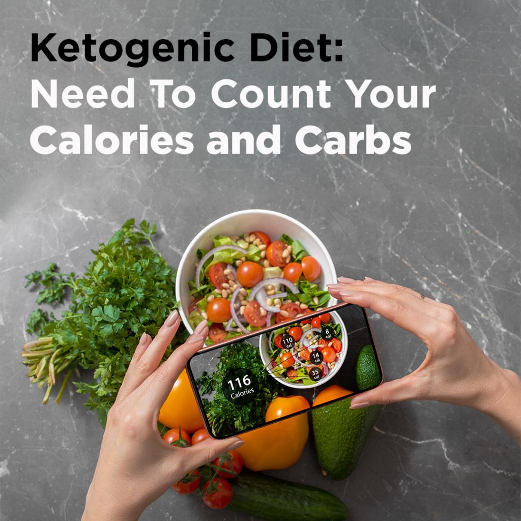 does keto diet count calories